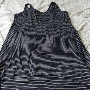 Marc New York Ladies 3X Hi Low Dress